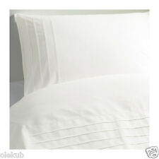 Ikea Alvine Stra Full Queen Duvet Cover & Pillow Case Set White 300.464.74