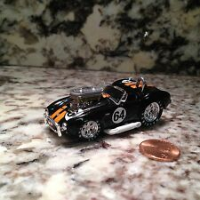 MUSCLE MACHINES 64 COBRA DIE CAST CAR 1/64 SCALE 1964 SHELBY