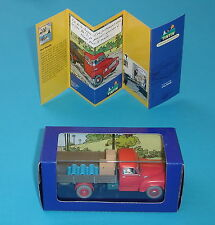 CAR CAR TINTIN ATLAS No. 61 The truck red of the'Island Black NEW
