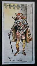 Princess Ida  Gilbert and Sullivan  King Gama  Vintage 1920's Colour Card #VGC