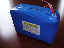 LiFePO4 battery 12V 30AH Built In BMS Solar Battery Backup Power Deep Cycle