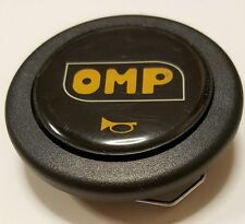 OMP Steering Wheel Horn Button Black Sparco MOMO