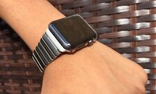 Link Bracelet Strap Band For Apple Watch Iwatch Stainless Steel 38mm UK Seller