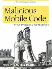 Malicious Mobile Code: Virus Protection for Windows (O'Reilly Computer-ExLibrary