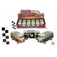 Kinsmart Volkswagen VW Campervan Classical 1962 Bus