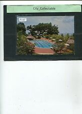 P608 # MALAYSIA USED PICTURE POST CARD * DESARU VIEW HOTEL, JOHOR