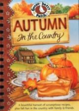 Gooseberry Patch Autumn in the Country Cookbook recipes 9781933494227