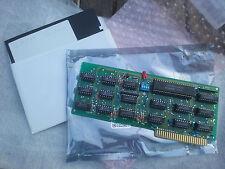 Carte Z80 + disquette CP/M pour ordinateurs Apple II / II+ / IIe / IIgs