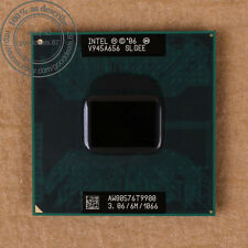 Intel Core 2 Duo T9900 - 3.06 GHz 1066 MHz SLGEE Socket P CPU for Laptop