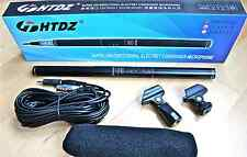 HTDZ HT-81 Mic Microphone 14.37 inch Professional Electret Condenser Microphone