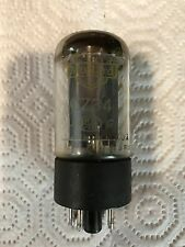 VINTAGE MULLARD GZ34 YELLOW LABEL RARE!!!