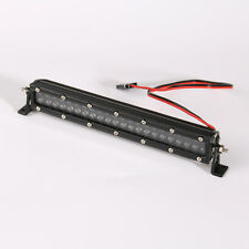 1/10 Scale RC Roof LED Light Bar 44Leds Black High Performance
