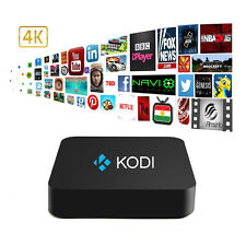UK KODI (XBMC) Quad Core Android Smart TV Box FULLY LOADED Free Sports Movies