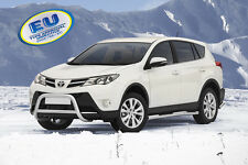 Toyota Rav 4  2013 - UP A-BAR  CE APPROVED BULL BAR  PUSH BAR GRILL GUARD
