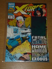 X-FORCE #25 MARVEL COMIC NEAR MINT HOLOGRAM COVER AUGUST 1993