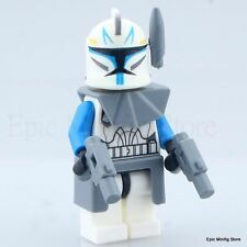 Custom Captain Rex Star Wars Clone Wars Minifig fits with Lego sw281 UK Seller