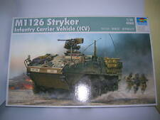 Trumpeter M1 126 Stryker Infantry Carrier Vehicle (ICV) 1:35 Bausatz Kit 00375