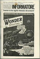 COSMO INFORMATORE N.3/4 Settembre/Dicembre 1976 - Editrice NORD* - con INSERTO!!