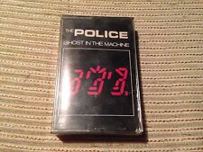 POLICE SPANISH CASSETTE TAPE SPAIN GHOST IN THE MACHINE SEALED