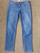 (26) Joe's Jeans ROLL CROP Jean in TIBBIE wash