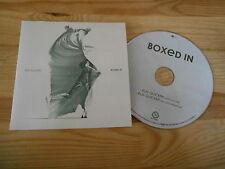 CD Indie Boxed In - Run Quicker (2 Song) Promo NETTWERK cb