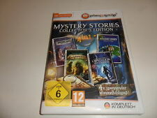 PC Mystery Stories: Collector 's Edition 4in1