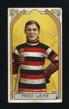 1911-12 C55 IMPERIAL TOBACCO ~ #9 ~ FRED LAKE
