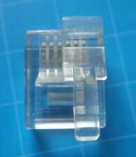 20 New LEGO NXT Male Plugs / Connectors RJ12 6P6C for LEGO NXT EV3 Mindstorm set