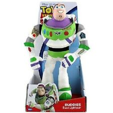 Disney and Pixar Toy Story 9 Inch Plush Figure Buzz Light - Brand New
