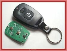 NEW 2 BUTTON REMOTE ALARM KEY FOB, for HYUNDAI ELANTRA, SANTA FE, MATRIX 433Mhz