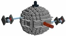 BrickCrafts Build-Your-Own LEGO® Starkiller Base Christmas Ornament