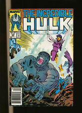 Incredible Hulk no 338 US MARVEL
