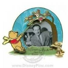 Disney Pin: Award Winning Performance Winnie the Pooh and the Blustery Day (LE)