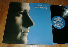 "PHIL COLLINS Orig 1982 ""Hello, I Must Be Going"" LP w You Can't Hurry Love NM-"
