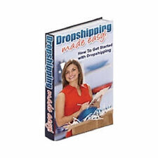 Drop Shipping eBook with Resell Rigth