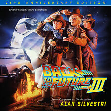 Back To The Future Part III - 2 x CD Complete - Limited 5000 - Alan Silvestri