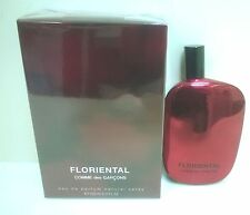 Comme des Garcons FLORIENTAL 50ml  Eau De Parfum EDP NEW & CELLO SEALED