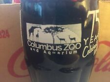 2002 Columbus Zoo & Aquarium 75th Anniversary Coca-Cola Coke Bottle