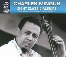 NEW Eight Classic Albums [box] by Charles Mingus CD (CD) Free P&H