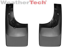 WeatherTech No-Drill MudFlaps - Ford F-150 with FF - 2004-2014- Rear Pair
