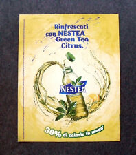 [GCG] I525 - Advertising Pubblicità - NESTEA GREEN TEA CITRUS