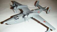 1:200 Beriev Be-12 Soviet Airplane model die cast & Magazine 52 DeAgostini