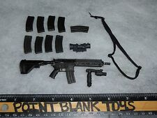 DID HK416D Rifle US SECRET SERVICE SPECIAL AGENT MARK 1/6 ACTION FIGURE TOYS dam