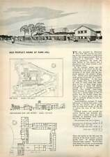1959 Old People's Homes, Parkhill, Normanhurst Birmingham