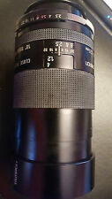 TAMRON BBAR MC 135mm F2.5 ADAPTALL LENS WITH ROLLEI OR CANON FD MOUNT