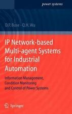IP Network-Based Multi-Agent Systems for Industrial Automation: Inform-ExLibrary