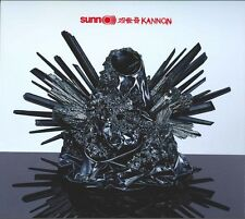 SUNN O))) - Kannon LP - White Vinyl 2015 Black Friday RSD - SEALED new copy
