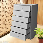 Tallboy Chest of 6 Drawer Stylish Storage Solution Timber Furniture