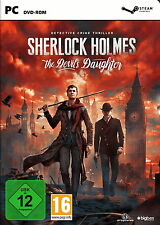 Sherlock Holmes: The Devils Daughter für PC *Neu & OVP*