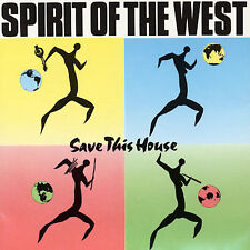 Save This House Spirit of the West Audio CD
